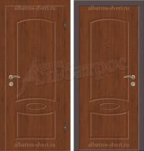 Входная металлическая дверь 06-46