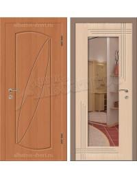 Входная металлическая дверь 06-47
