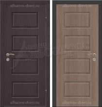 Входная металлическая дверь 06-53