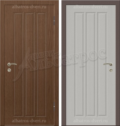 Входная дверь в квартиру 06-55