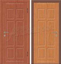 Входная металлическая дверь 06-57