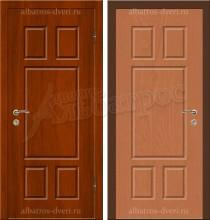 Входная металлическая дверь 06-60
