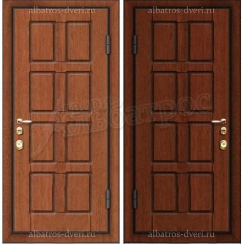 Входная металлическая дверь модель 01-06