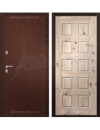 Входная металлическая дверь 02-67