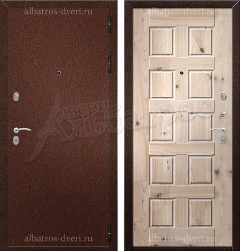 Входная металлическая дверь модель 02-67