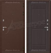 Входная металлическая дверь 02-63