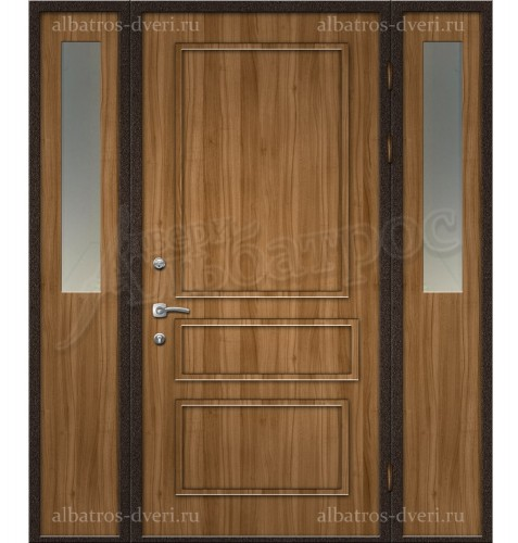 Входная металлическая дверь 00-14