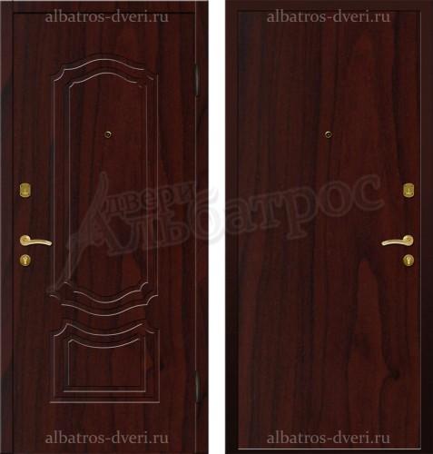Входная металлическая дверь 00-02
