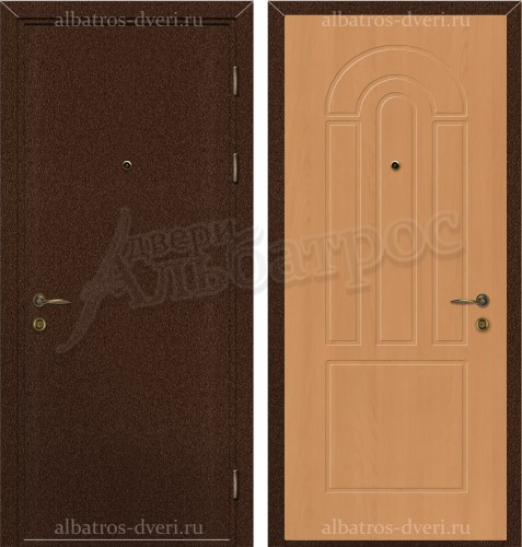 Входная металлическая дверь модель 00-06