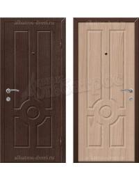 Входная металлическая дверь 03-21
