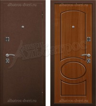 Входная металлическая дверь 02-64