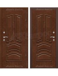 Входная металлическая дверь 02-66