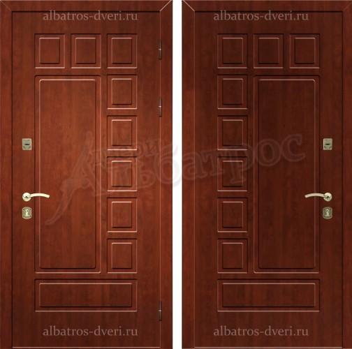 Входная металлическая дверь модель 00-80