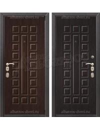 Входная металлическая дверь 00-67