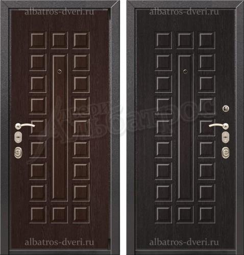 Входная металлическая дверь модель 00-67