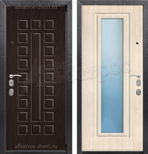 Входная металлическая дверь 00-66