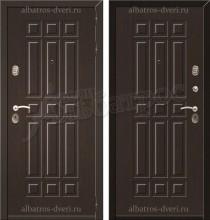 Входная металлическая дверь 00-70