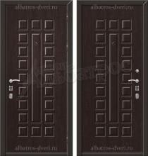 Входная металлическая дверь 00-72