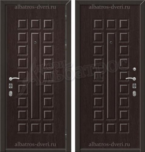 Входная металлическая дверь модель 00-72