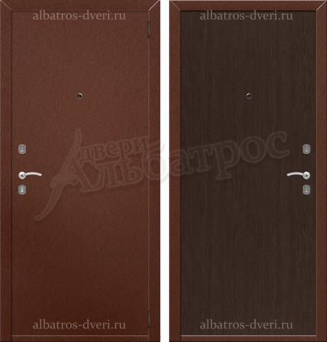 Входная металлическая дверь модель 00-75