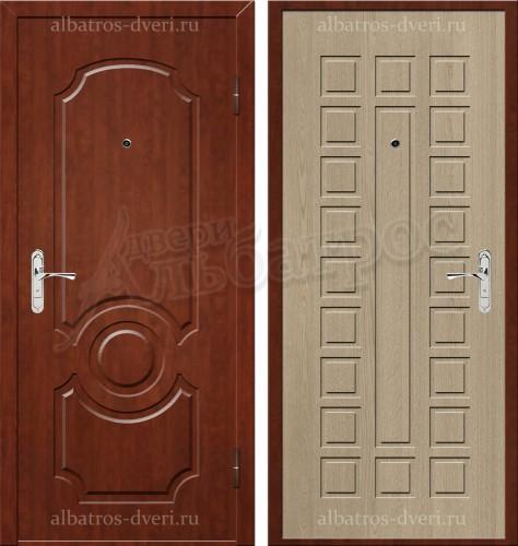 Входная металлическая дверь модель 00-81
