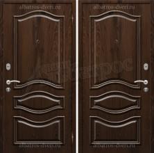 Входная металлическая дверь 00-78