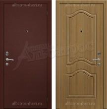 Входная металлическая дверь 00-07