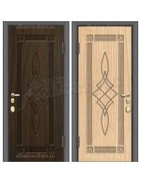 Входная металлическая дверь 01-78