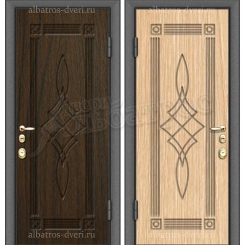 Входная металлическая дверь модель 01-78