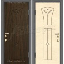Входная металлическая дверь 01-87