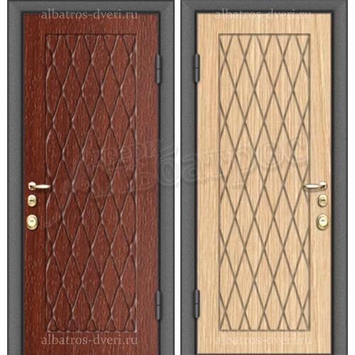Входная металлическая дверь модель 01-90