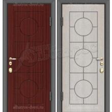 Входная металлическая дверь 01-91