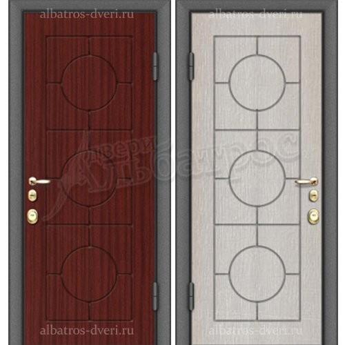 Входная металлическая дверь модель 01-91
