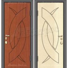 Входная металлическая дверь 01-92