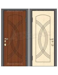 Входная металлическая дверь 01-93