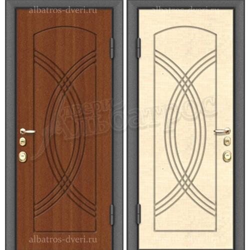 Входная металлическая дверь модель 01-93