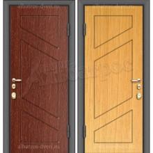 Входная металлическая дверь 01-96
