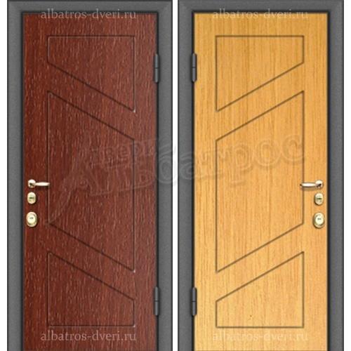 Входная металлическая дверь модель 01-96