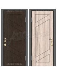 Входная металлическая дверь 01-97