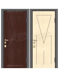 Входная металлическая дверь 02-00