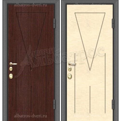 Входная металлическая дверь модель 02-00