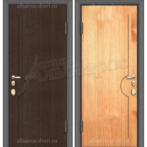 Входная металлическая дверь модель 02-04