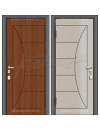 Входная металлическая дверь 02-06