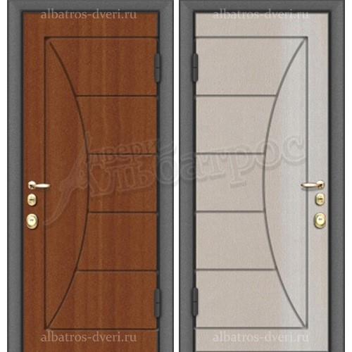 Входная металлическая дверь модель 02-06