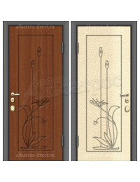 Входная металлическая дверь 01-80