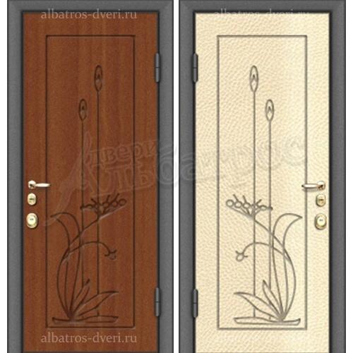Входная металлическая дверь модель 01-80