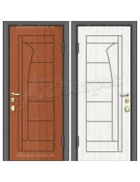 Входная металлическая дверь 02-08