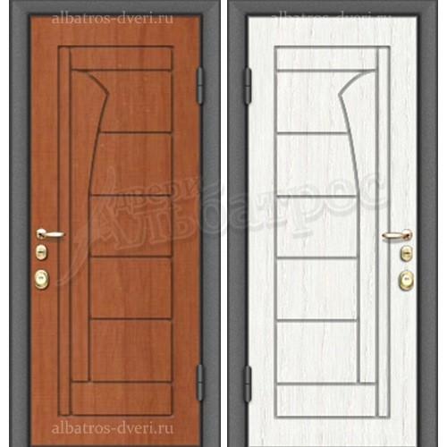 Входная металлическая дверь модель 02-08
