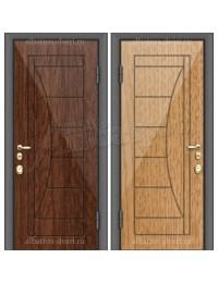 Входная металлическая дверь 02-09