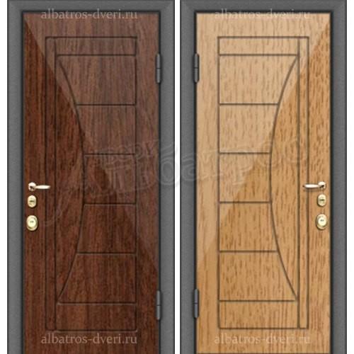 Входная металлическая дверь модель 02-09